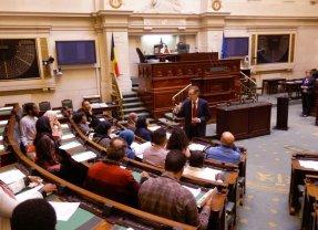 Fonctionnement Belgique et Bruxelles ; déconstruire les préjugés ; outils et ressources